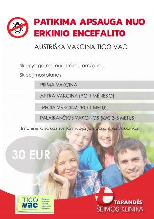 TICO VAC vakcina akcija