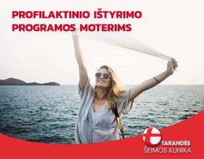 pROFILAKTINIO ISTYRIMO PROGRAMA MOTERIMS