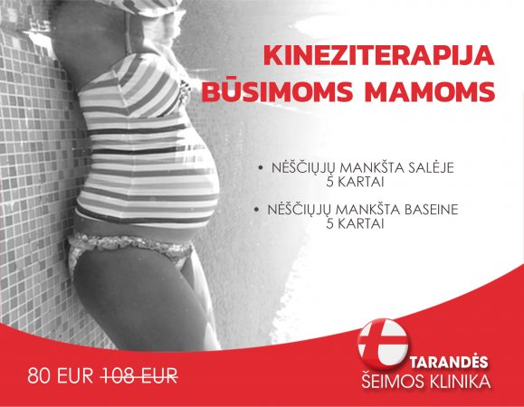 kineziterapija busimoms mamoms